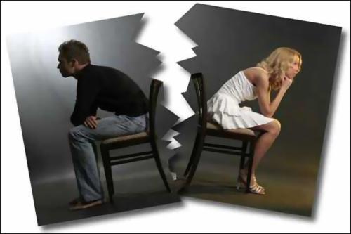 مشكلة الطلاق