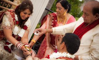 من عادات الشعوب في الزواج