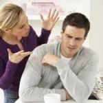 ماذا يحدث عندما لا تستمع الى زوجتك؟!